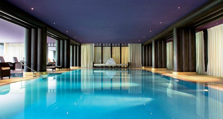La réserve Genève, hôtel – spa – villa