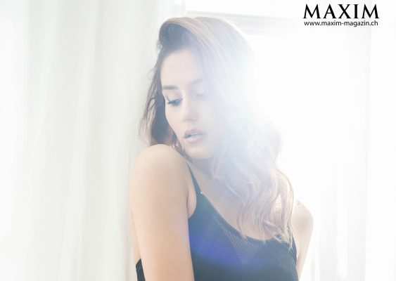 Maxim Valentine Model 2017