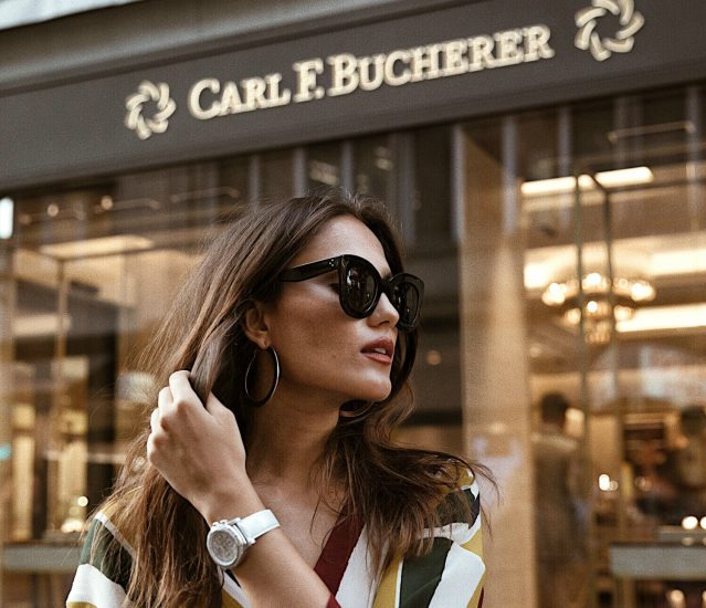 Carl F. Bucherer in Lucerne