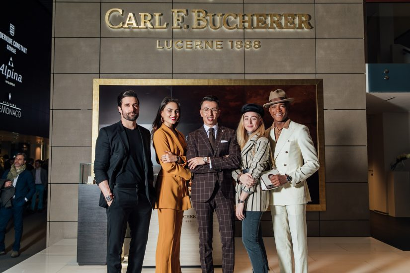 Baselworld with Carl F. Bucherer